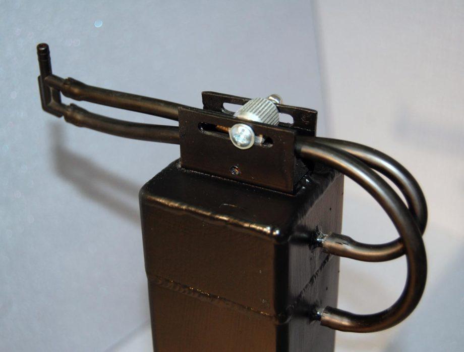 Модул за модификация на пламъка