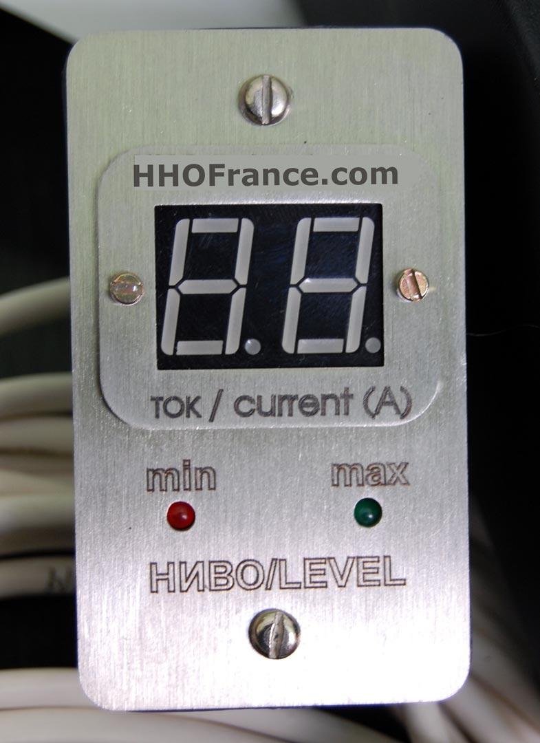 Индикационен модул водороден генератор