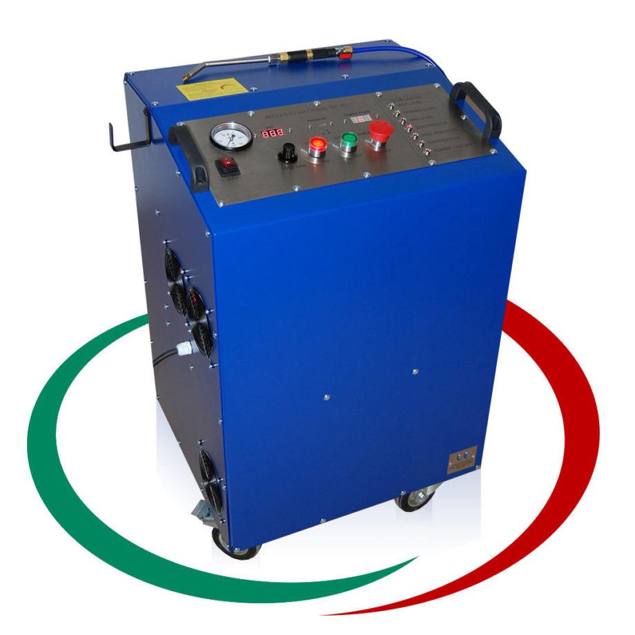 Заваръчен апарат с водород